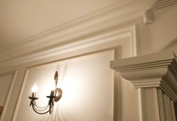 tavan si perete decorativ