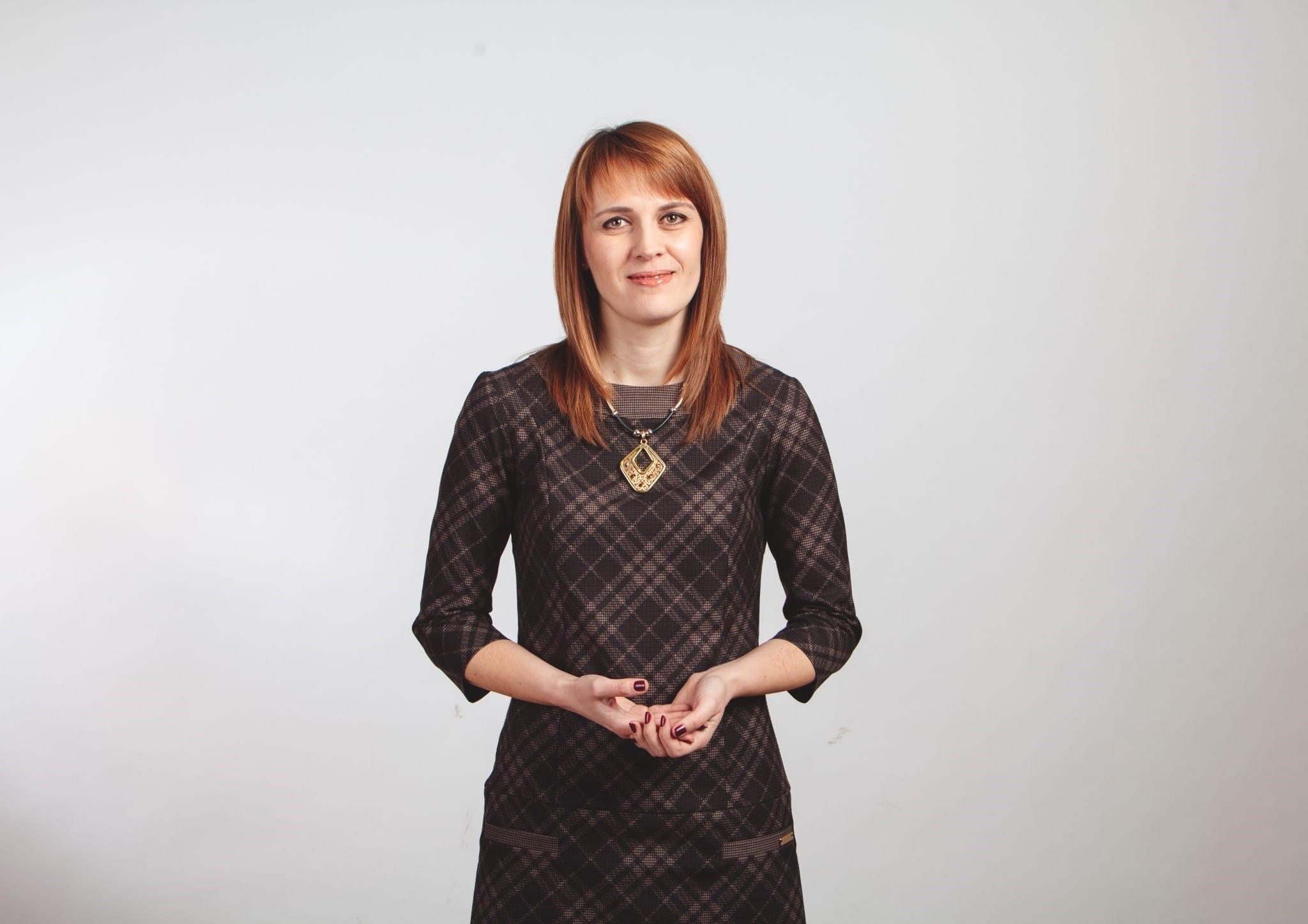 Irina Safronov